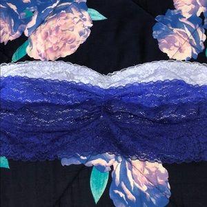 Victoria's Secret Blue Ombre Bandeau
